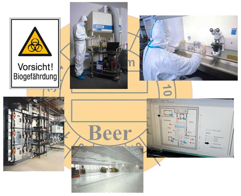 ingenieurbüro - reinraumservice - xaver beer vdi